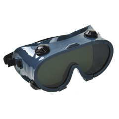 Standard Welding Goggle with wide lens & indirect ventilation
