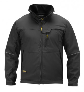 bodyguard-Fleece-&-Softshell-Jackets-Snickers-Soft-Shell-Jacket