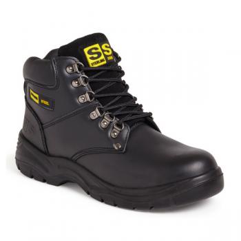 bodyguard-Footwear-Sterling-Black-Unisex-Hiker-Safety-Boots-(S1P)