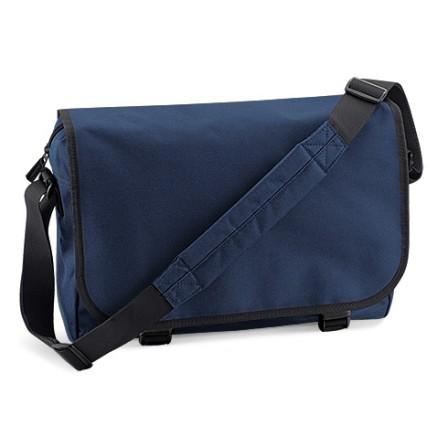 Bag Base Messenger Bag w/ Adjustable shoulder strap & Internal organiser