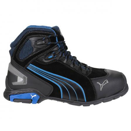Puma Rio Mid Safety Boots with Aluminium Toe Cap