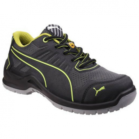 Puma Safety Women / Ladies Lightweight Fuse TC Safety Trainers