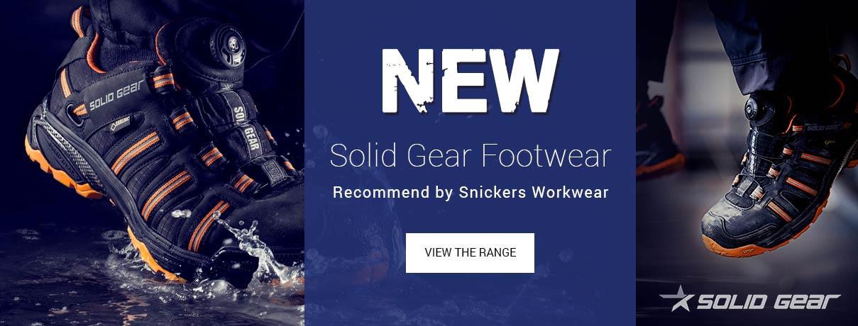 Solid Gear Footwear